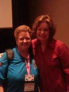 At the 2014 APDT Conference in Hartford CT, Robin got to meet one of her favorite authors: animal behaviorist Dr. Patricia McConnell